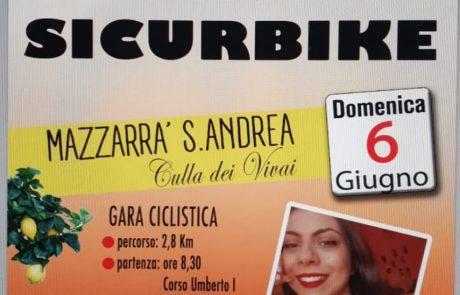 2° TROFEO SICURBIKE MAZZARRESE – Mazzarra' Sant'Andrea (ME)